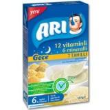 Arı Mama 7 Tahıllı Sütlü (Gece) Pirinç Unu Kaşık Maması 250 gr