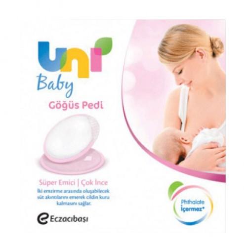 Uni Baby Göğüs Pedi 24 lü