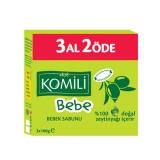 Komili Bebek Bakım Sabunu (3 Al 2 Öde) 300 gr