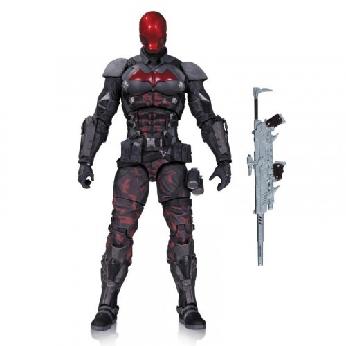 Arkham Knight Red Hood Action Figure