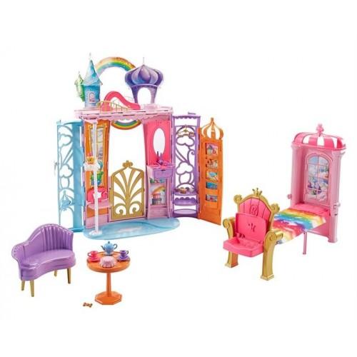 Barbie Dreamtopia Hayaller Ülkesi Şatosu FTV98