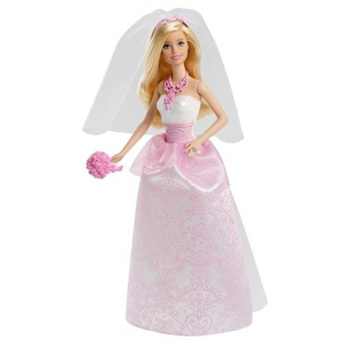 Barbie Gelin Bebek CFF37
