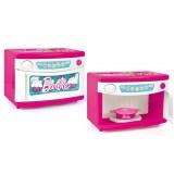 Barbie Mikrodalga Fırın 1601