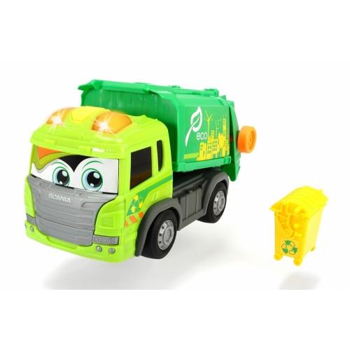 Dickie Toys Happy Scania Garbage Truck- Sesli Işıklı 203816001