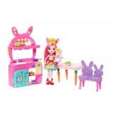 Enchantimals Oda ve Bebek Oyun Setleri FRH44-FRH46