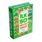 Flash Cards İlk 50 Meyve-Sebze (Diy-Toy Yayınları)