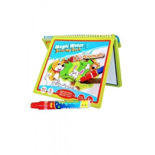 Galt Water Magic Sihirli Boyama Kitabı- Çiftlik (3 Yaş+)