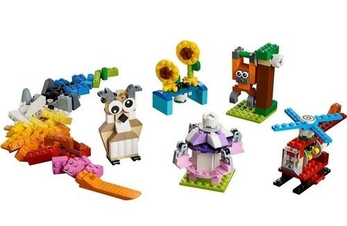 Lego Classic Bricks Gears 10712