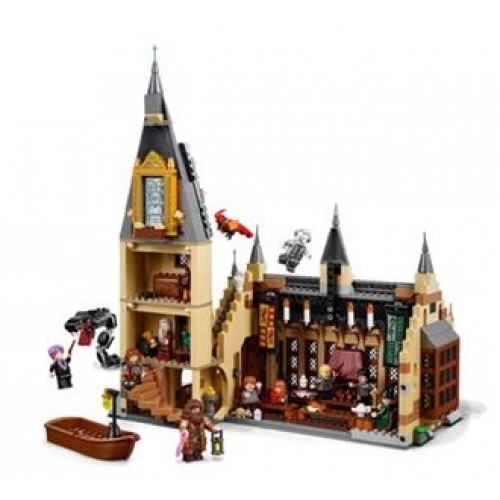 Lego Harry Potter Hogwarts Büyük Salon 75954