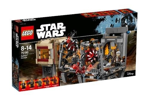 Lego Star Wars Rathtar Escape 75180