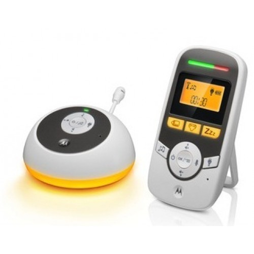 Motorola MBP161 Aktivite Zamanlayıcılı Dijital Bebek Telsizi