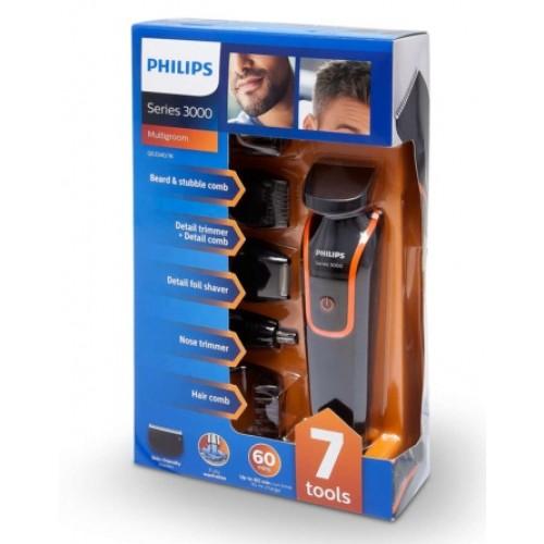 Philips QG3340/16 Multigroom 3000 Erkek Bakım Kiti