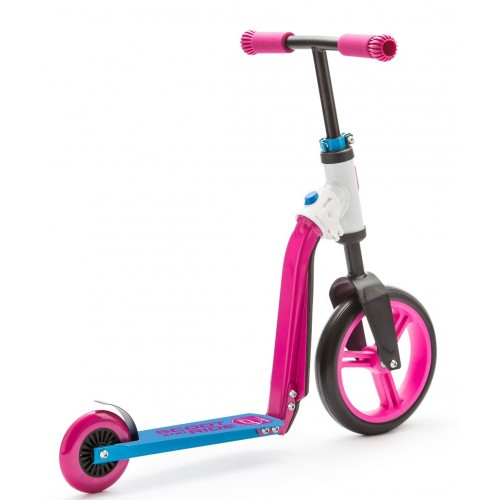 Scoot And Ride Highway Buddy Scooter -Pembe