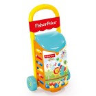 Fisher Price Çek Çek Araba ve Toplar 1814
