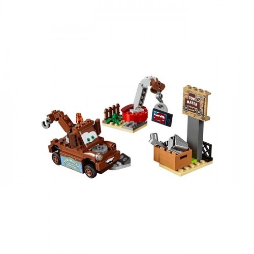 Lego Juniors Cars Mater'in Hurdalığı 10733