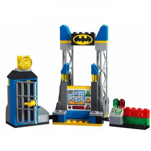 Lego Juniors Joker Batcave Saldırısı 10753