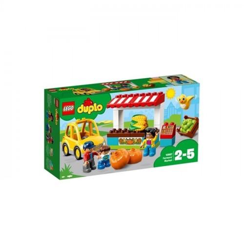 Lego Duplo Farmers Market 10867