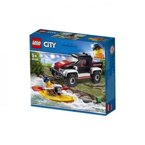 Lego City Kayak Adventure 60240