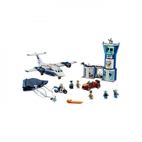 Lego City S Police Air Base 60210