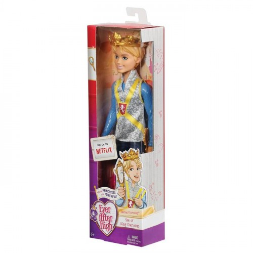 Ever After High Prens Charming Dvh78