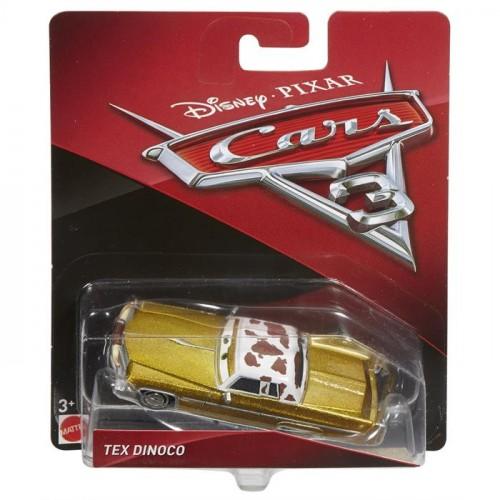 Disney Cars 3 Tekli Karakter Araçlar DXV29