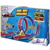 Maisto Fresh Metal Dual Race Challenge Yarış Oyun Seti 12362