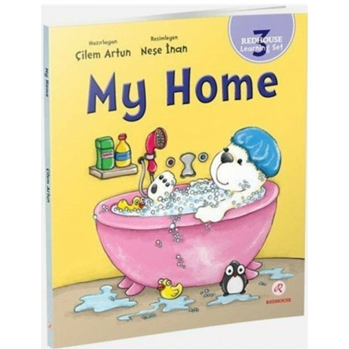 My Home - Redhouse Learning Set 3