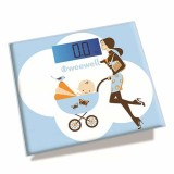 Weewell Anne-Bebek Tartısı WWD720 - Mavi