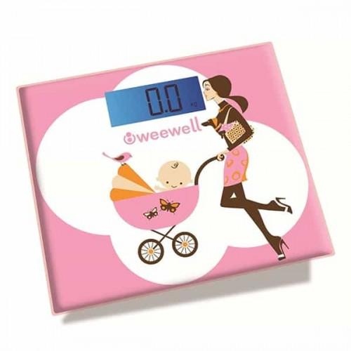Weewell Anne-Bebek Tartısı WWD722 - Pembe