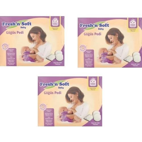 Freshn Soft Göğüs Pedi 24lü x 3 paket
