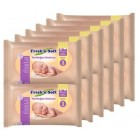 Freshn Soft Yenidoğan Bebek Havlusu 40lı x 12 paket