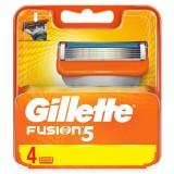 Gillette Fusion Yedek Tıraş Bıçağı 4lü