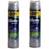 Gillette Tıraş Jeli Series Hassas 240 ml x 2 Adet