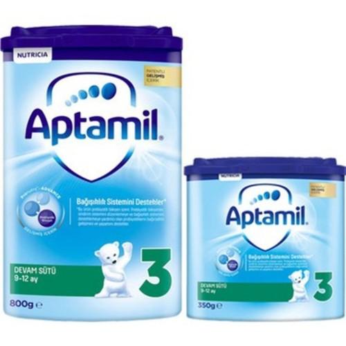 Aptamil 3 Akıllı Kutu Devam Sütü 800 gr + 350 gr