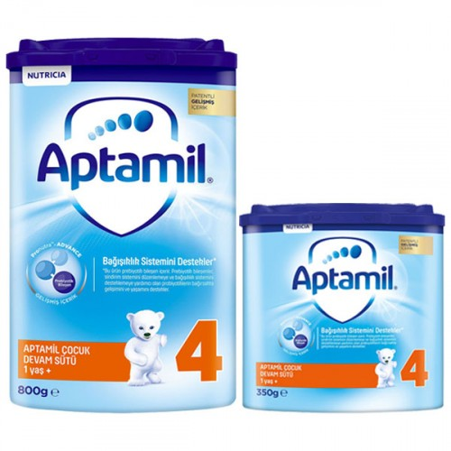 Aptamil 4 Akıllı Kutu Devam Sütü 800 gr + 350 gr