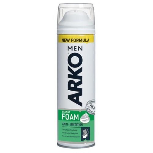 Arko Tıraş Köpüğü Anti Irritation 200 ml
