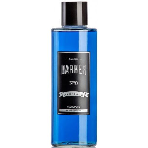Barber Eau De Cologne No 2 Kolonya Cam Şişe 500 ml