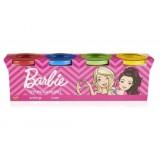 Barbie Oyun Hamuru 4 lü Paket GPN18