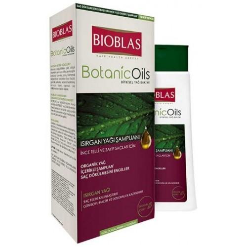 Bioblas Botanic Oils İnce Telli Ve Zayıf Saçlar İçin Şampuan 360 ml