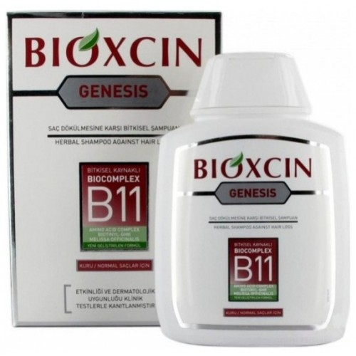 Bioxcin Genesis Yağlı Saçlar İçin Şampuan 300 ml