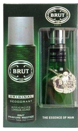 Brut Madalyonlu Edt 100 ml + Deodorant Set 150 ml