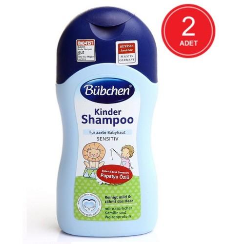 Bübchen Şampuan 400 ml x 2 Adet