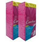 Carefree Cotton Fresh Parfümsüz Günlük Ped 20 li x 2 Adet