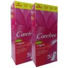 Carefree Plus Original Fresh Parfümlü Günlük Ped 20 li x 2 Adet
