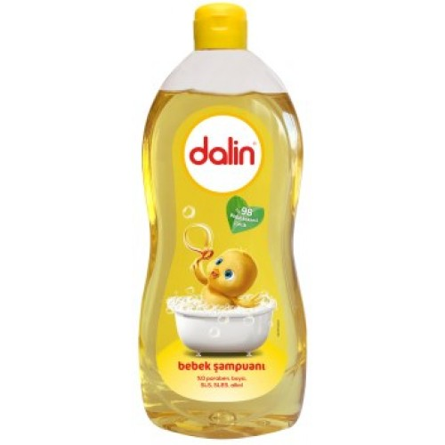 Dalin Klasik Şampuan 400 ml