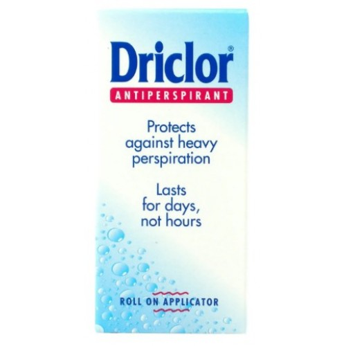 Driclor Anti Perspirant Roll On 20 ml x 4 Adet