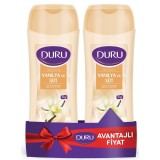 Duru Fruit & Milk Vanilya ve Süt Duş Jeli 450 ml x 2 Adet