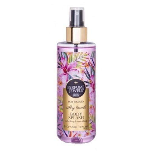 Eyüp Sabri Tuncer Perfume Jewels Women Silky Touch Vücut Spreyi 250 ml
