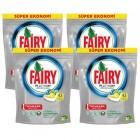 Fairy Platinum Bulaşık Makinesi Kapsülü 43 lü x 4 Adet