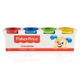 Fisher Price Oyun Hamuru 4 lü Paket GPN20
